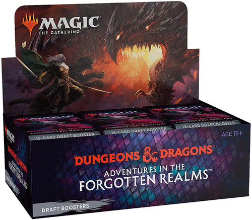 MTG: Adventures in the Forgotten Realms Draft Booster CDU