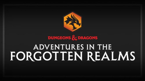 MTG: Adventures in the Forgotten Realms Theme Booster