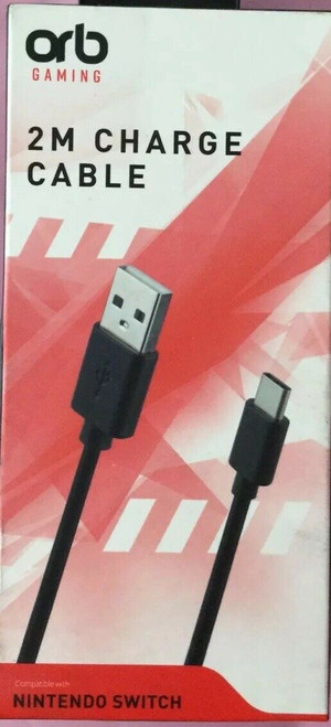 2m Charge Cable (Switch)