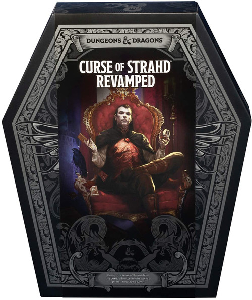 Curse of Strahd Revamped: Dungeons & Dragons