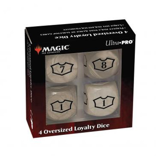 MTG: Deluxe 22MM Loyalty Dice Set