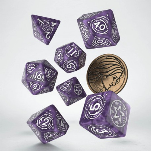 The Witcher Dice Set