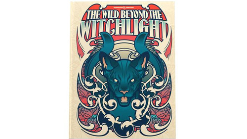 The Wild Beyond the Witchlight (Alternate Cover)
