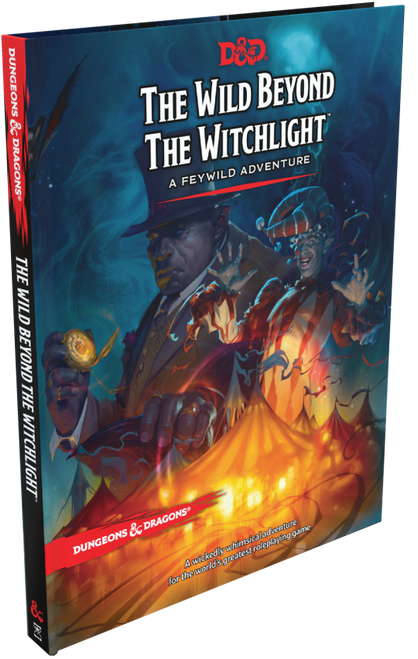 The Wild Beyond the Witchlight: Dungeons & Dragons (DDN)