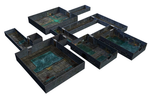 Dungeons and Sewers: Tenfold Dungeon