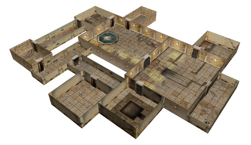 The Temple: Tenfold Dungeon