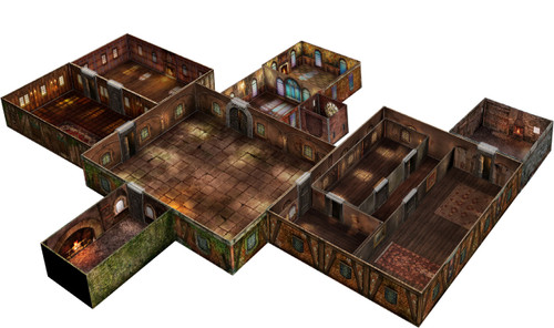 The Town: Tenfold Dungeon