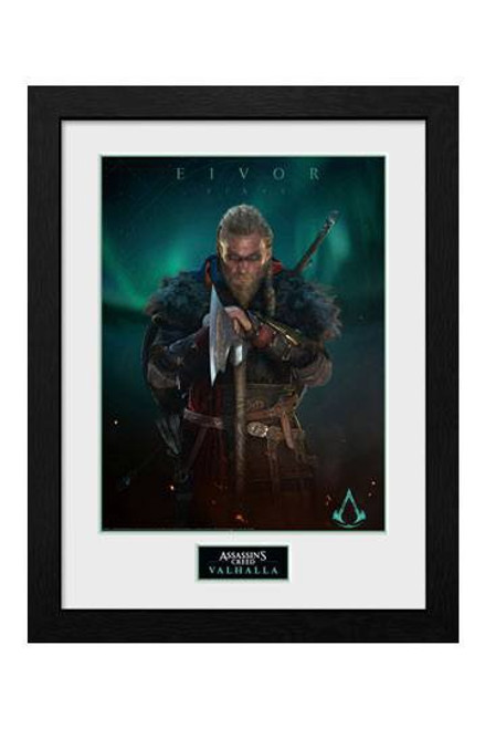 Collector Print Framed Poster Eivor