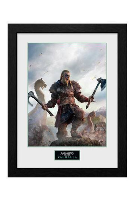 Collector Print Framed Poster Gold Edition