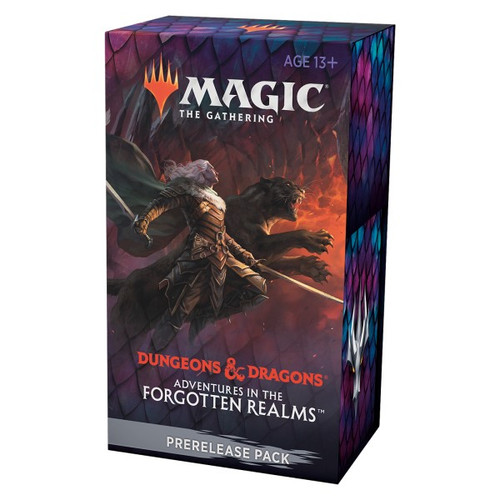 MTG: Adventures in the Forgotten Realms Pre-Release Kit