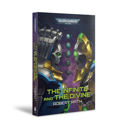THE INFINITE AND THE DIVINE Paper Back