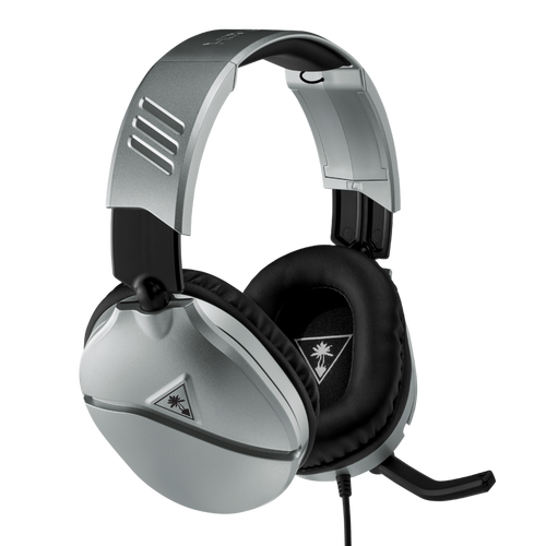Turtle Beach Recon 70 Gaming Headset Silver