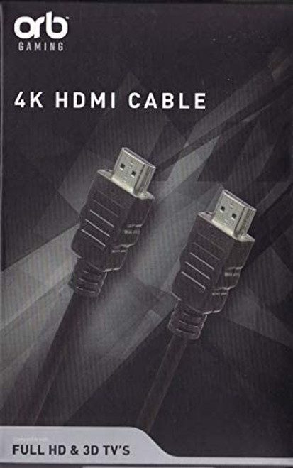 ORB HDMI Cable 2.0 for 4K Video XB1