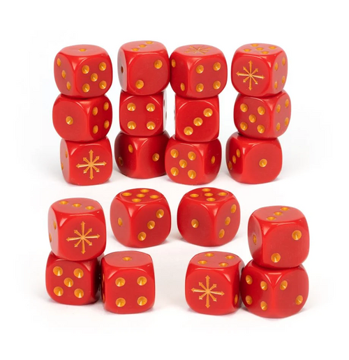 AGE OF SGMAR GRAND ALLIANCE CHAGE OF SGMAR DICE SET