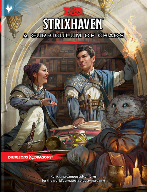 Strixhaven Curriculum of Chaos Dungeons & Dragons