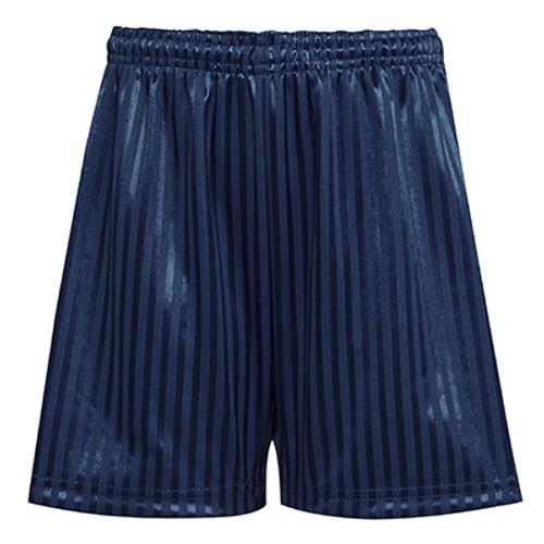St. Andrew's Navy PE Shorts