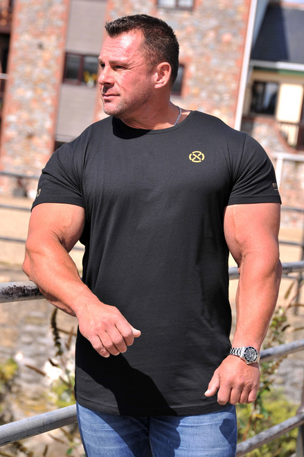 Core Muscle Apparel LIMITED EDITION T-Shirt - Black