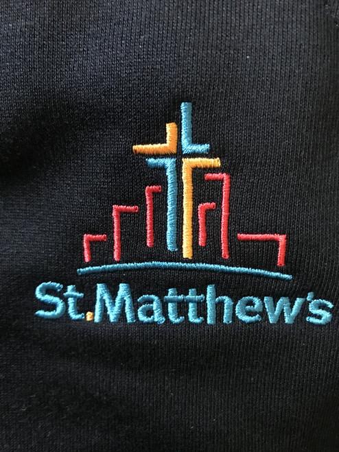 *ST MATTHEW'S STAFF ONLY*    St. Matthew's Staff Zoodie