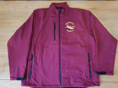 D.O.E.S.A.C Embroidered Soft Shell Jacket