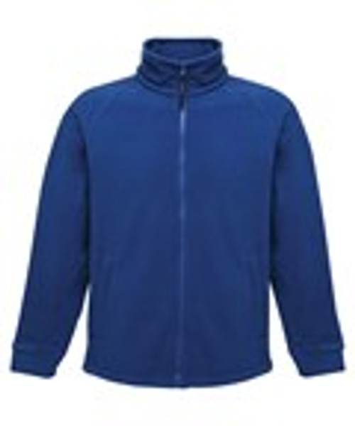 Mill Ford School Embroidered Royal Blue Adult  Fleece