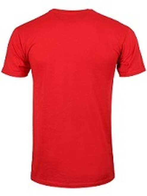 St Matthew's Adult Red PE TShirt