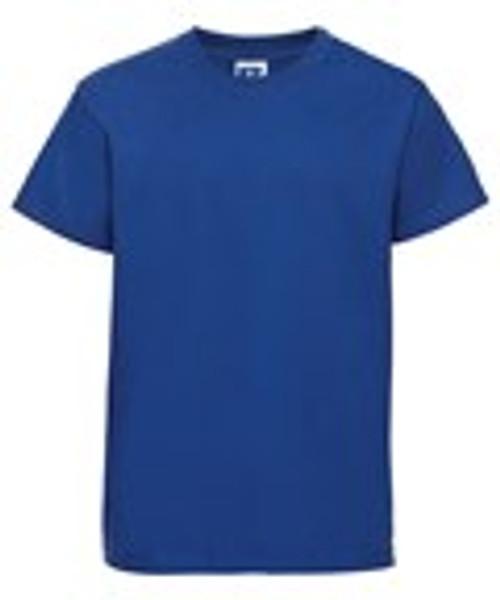 St Matthews Blue PE T-Shirt
