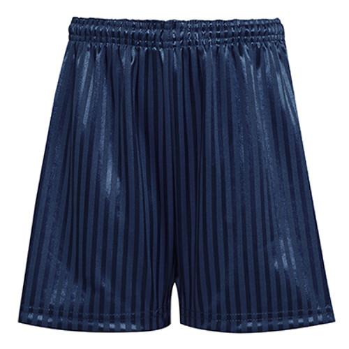 Courtland's Navy PE Shorts