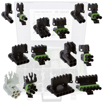 Weather-Pack Pro Connector Assembly Kits | CustomConnectorKits