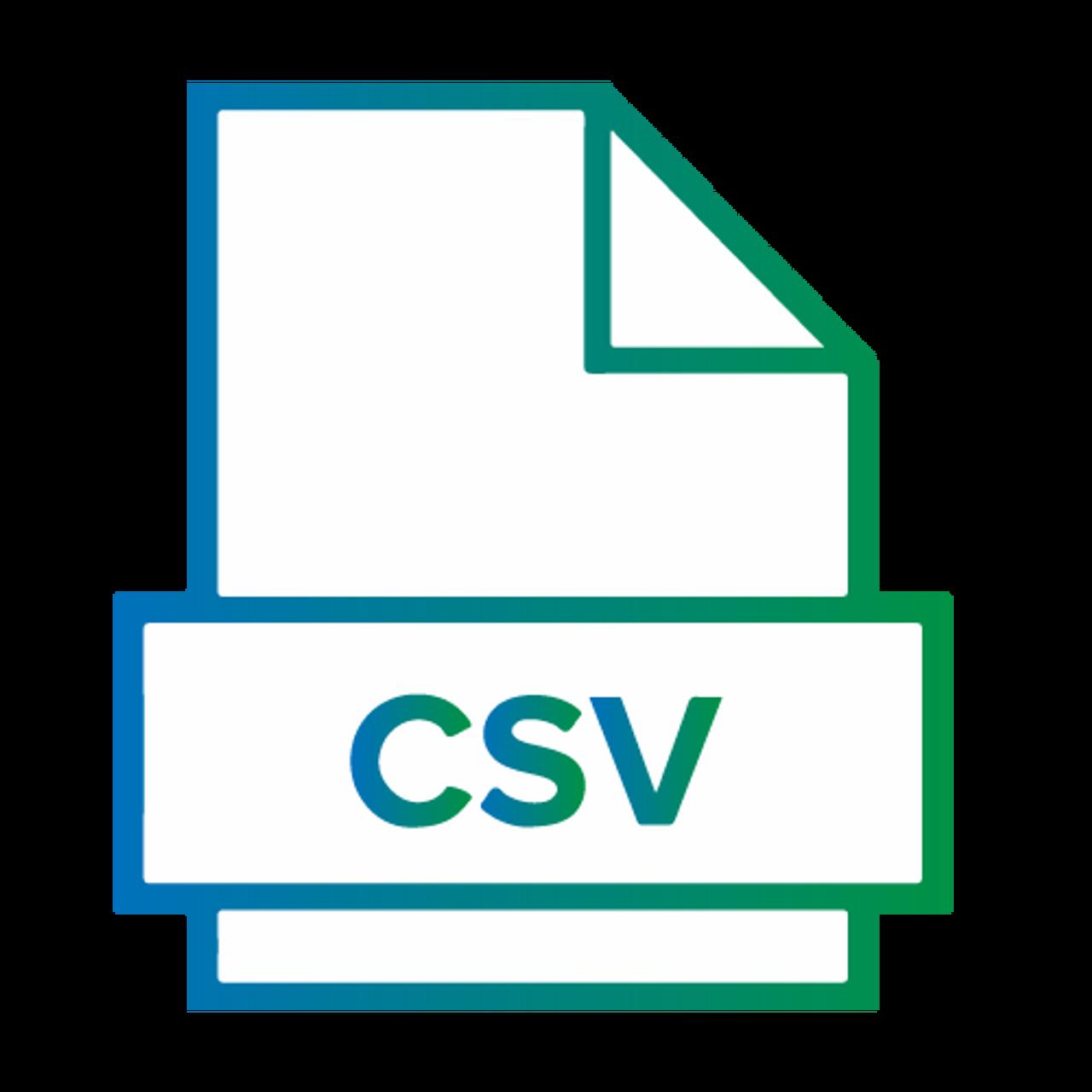 CSV Data Extractor