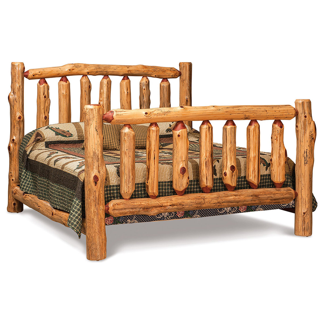 Extra High King Bed Cherry Valley Furniture