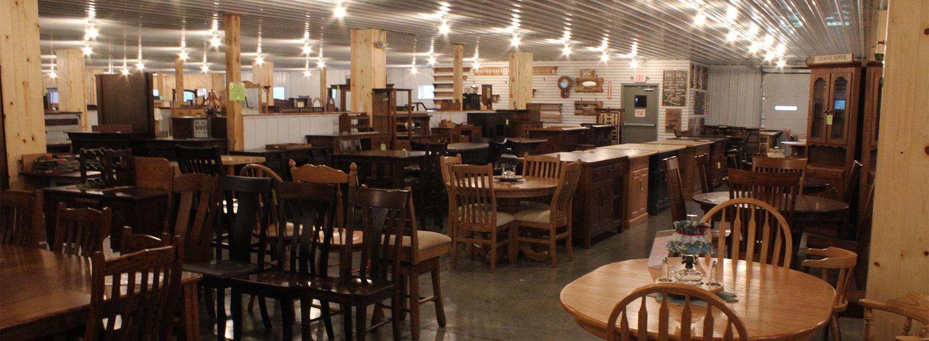 Cherry Valley Furniture Amish Country Marketplace