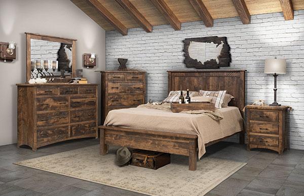 Barn Floor Bedroom Collection