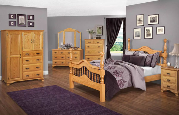 Heirloom Bedroom Collection