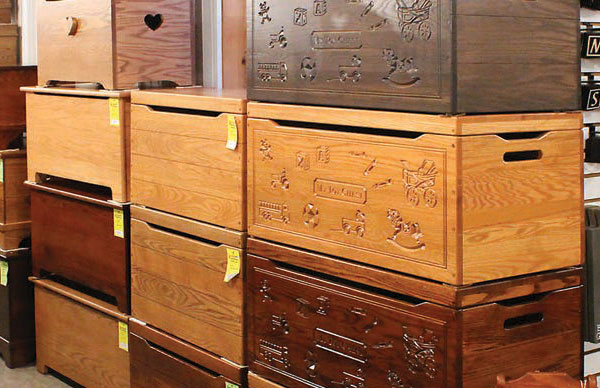 Hardwood Children's Furniture