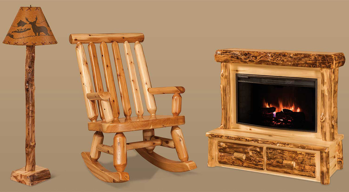 Miscellaneous Rustic Furniture