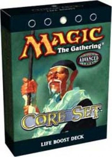 "Eighth Edition Core Set ""Life Boost"" Preconstructed Theme Deck"