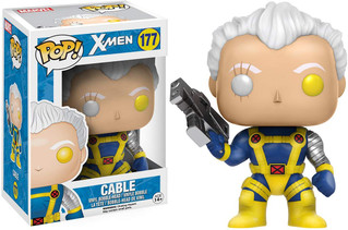 Pop! X-Men: Cable