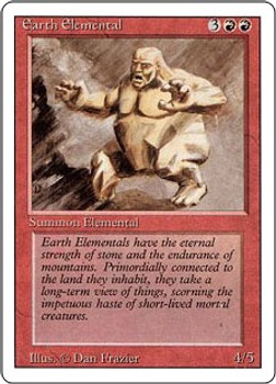 Earth Elemental (Revised Edition)