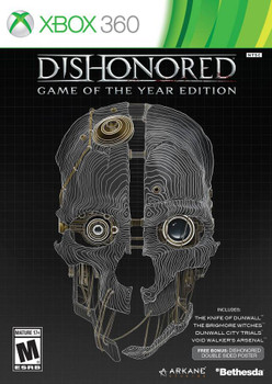 Dishonored - Game of the Year Edition (Xbox 360 Platinum Hits)