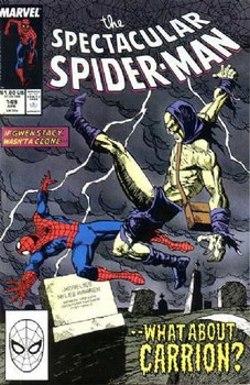SPECTACULAR SPIDER-MAN #149B