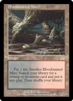 Bloodstained Mire (Onslaught)