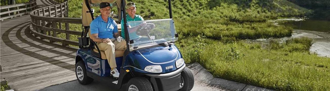 E-Z-Go Lithium Golf Carts