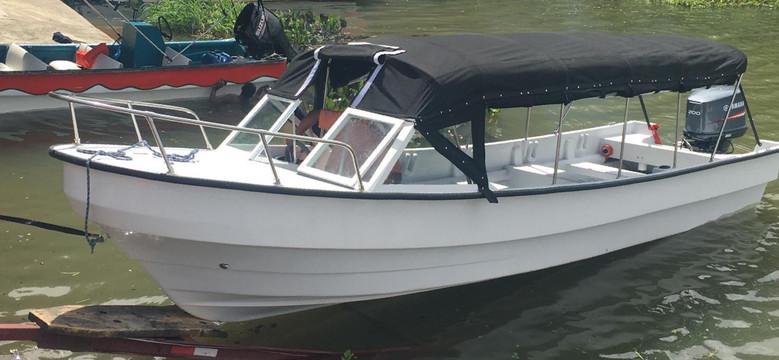 Dan's Passenger Boat