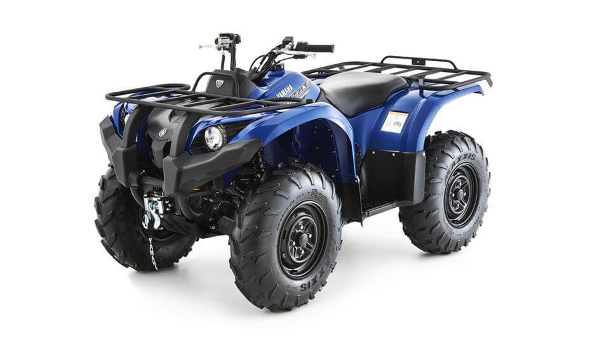 Yamaha Grizzly 450 >> Yamaha Grizzly 450