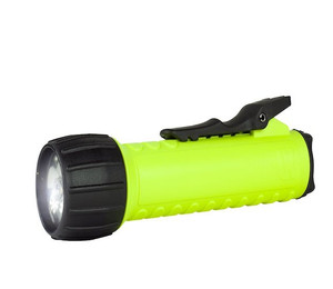 Underwater Kinetics Flashlight