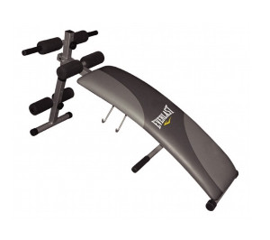 Everlast Curved Ab Bench