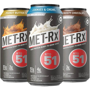 MET-Rx Ready-to-Drink Protein Shake various flavors