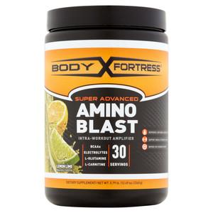 Body Fortress Amino Blast in Lemon Lime
