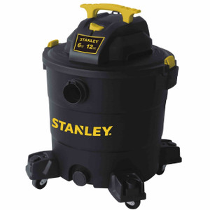 Stanley Wet/Dry Vacuum 12 Gallons