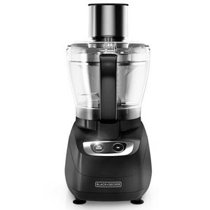 Black+Decker 8 cup Food Processor